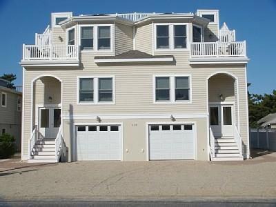 FRONT - 6 Houses To The Beach-walk To Bay Village - Beach Haven - rentals