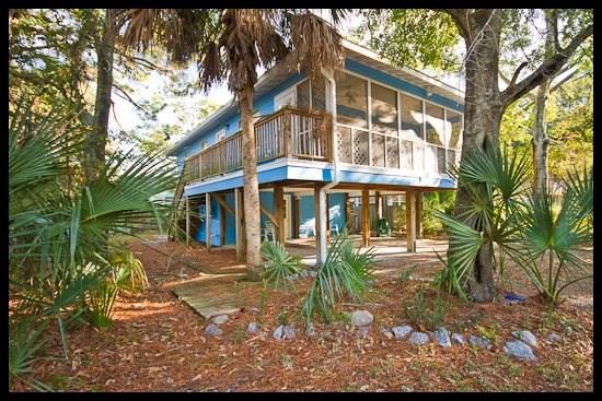 exterier pictures - Edie`s Place - Tybee Island - rentals