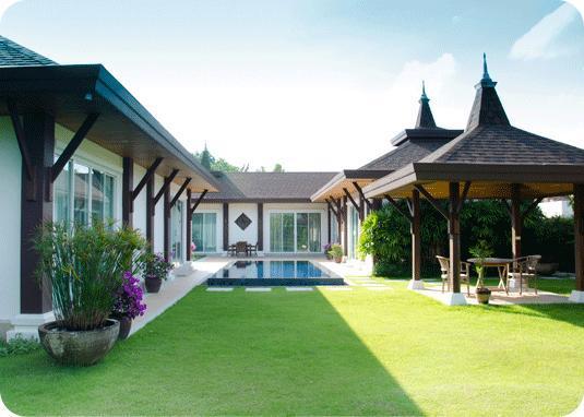 Kiri Villa 5 - Image 1 - Phuket - rentals