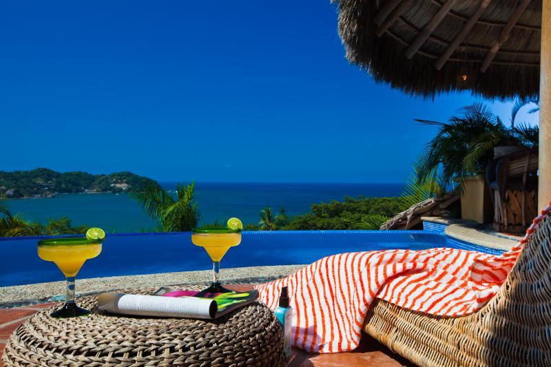 Ocean view Luxury Villa in Sayulita's North End - Image 1 - Sayulita - rentals