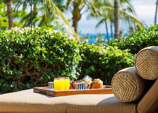 Lanai - Hualalai's Best Location - Near the Ocean and the Four Seasons! - Mauna Lani - rentals
