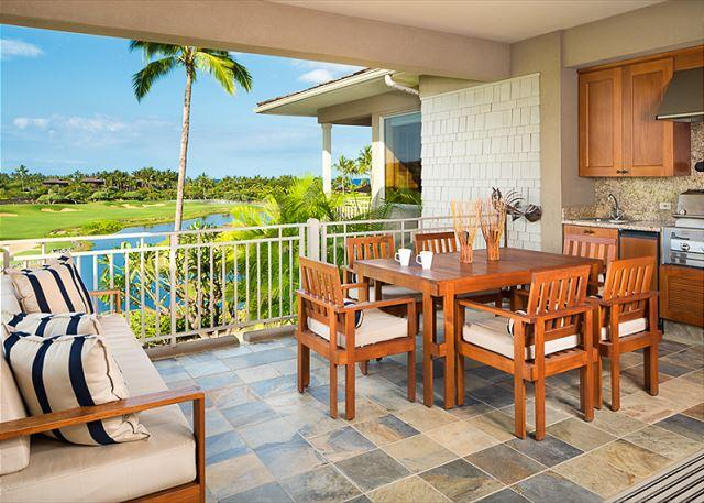 Luxurious 3 Bedroom Hualalai Villa Near 4 Seasons - Image 1 - Mauna Lani - rentals