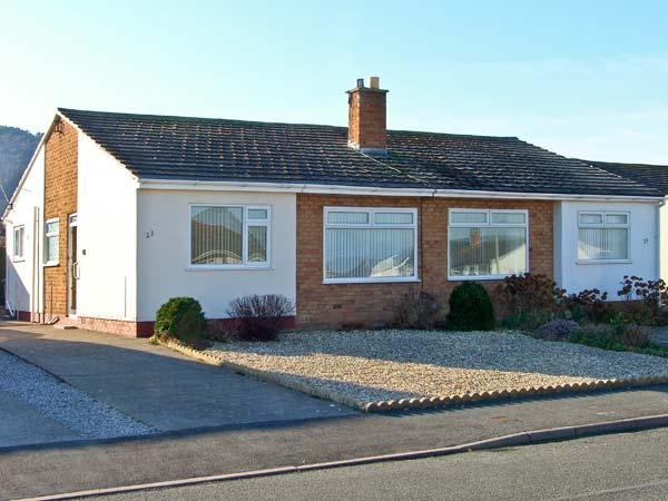 BACKWATER COTTAGE, family friendly, with a garden in Abergele, Ref 13001 - Image 1 - Abergele - rentals