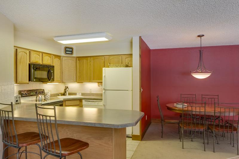 1 Bedroom, 2 Bathroom House in Breckenridge  (05B1) - Image 1 - Breckenridge - rentals