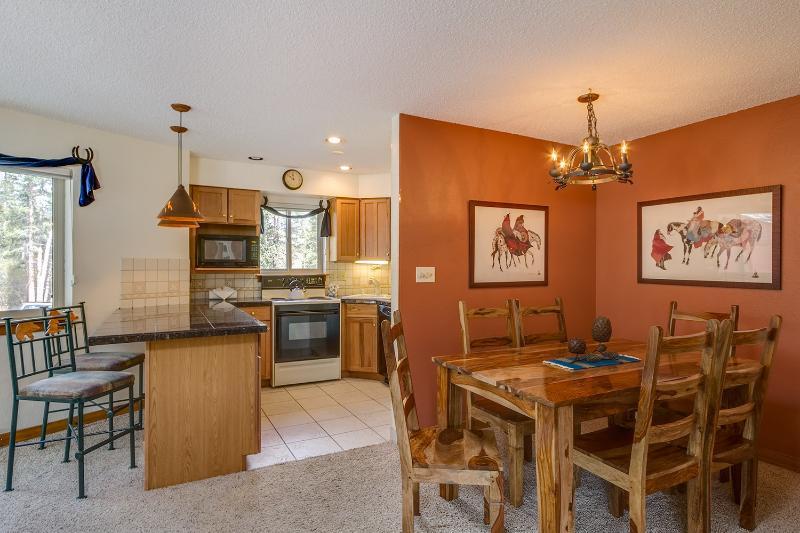 2 Bedroom, 2 Bathroom House in Breckenridge  (05A) - Image 1 - Breckenridge - rentals