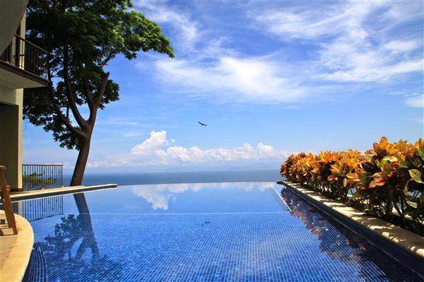 Bella Vista Pool - Ocean Front Villa Casa Bella Vista - Jaco - rentals