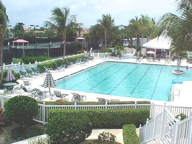 Olympic Size Jr. Pool - World Class tennis at Sterling Oaks Tennis Resort - Naples - rentals