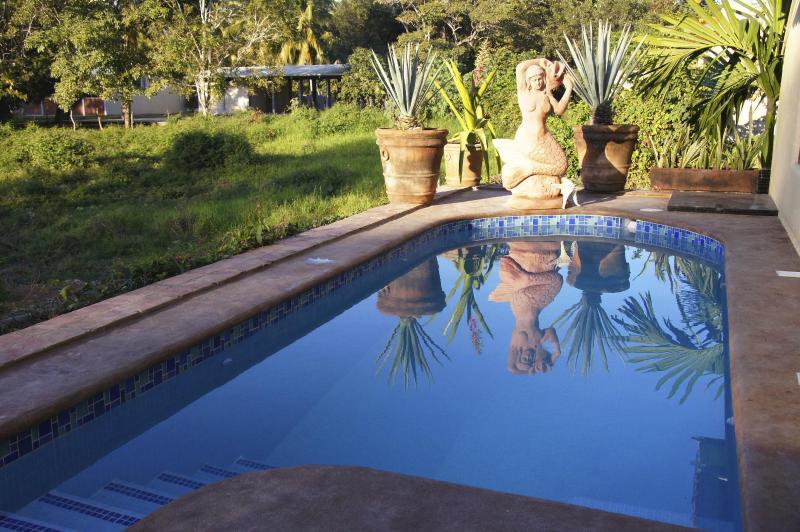 La alberca - Great deal in San Pancho - Casa Flores - San Pancho - rentals
