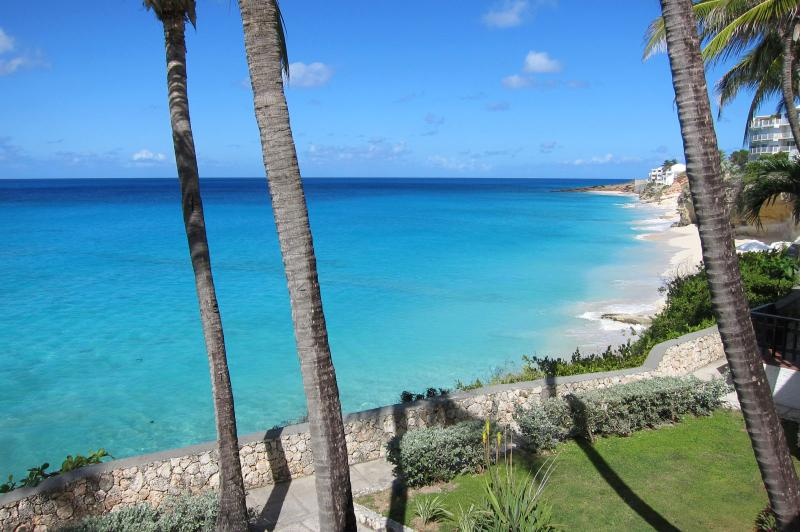 ACADIA...offering gorgeous views from the cliffs of Cupecoy, Dutch St. Maarten - Image 1 - Cupecoy - rentals