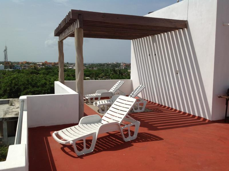 Lool Beh Roof Terrace - Isla Mujeres Condo, Great Sea Views, Best Price - Isla Mujeres - rentals