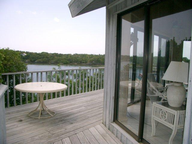 Tide's Edge Deck - Tide's Edge - Abaco - rentals