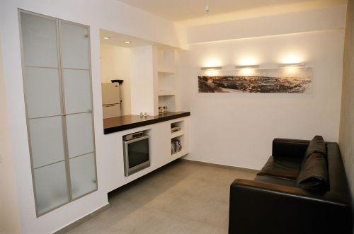 Beautiful Modern designed in German Colony. - Image 1 - Jerusalem - rentals