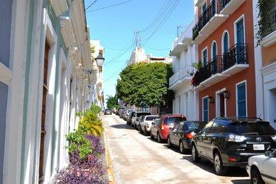 San Francisco St. - Old San Juan with Terrace Next to Gobernor House - San Juan - rentals