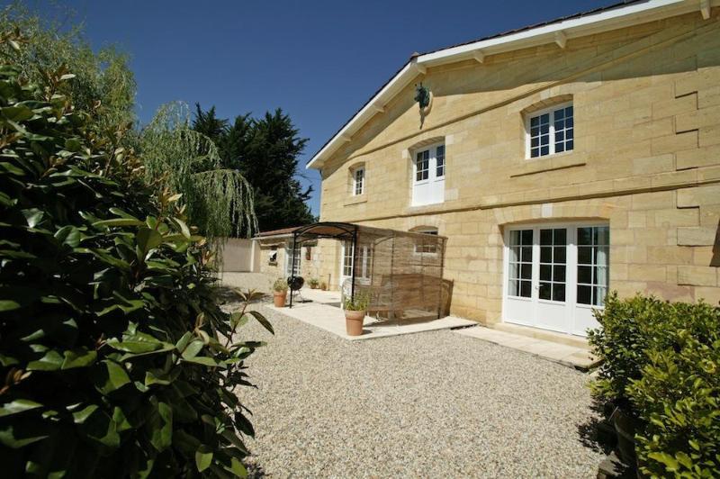 Le Relais - Chateau La Gontrie - Le Relais, relax in a cottage on a Bordeaux winery - Saint-Caprais-De-Bordeaux - rentals