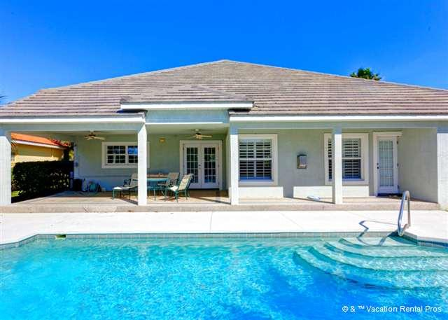 Go from house to private pool in seconds! - Siena, Private Pool, Private Beach Path - 4 bedrooms - Palm Coast - rentals