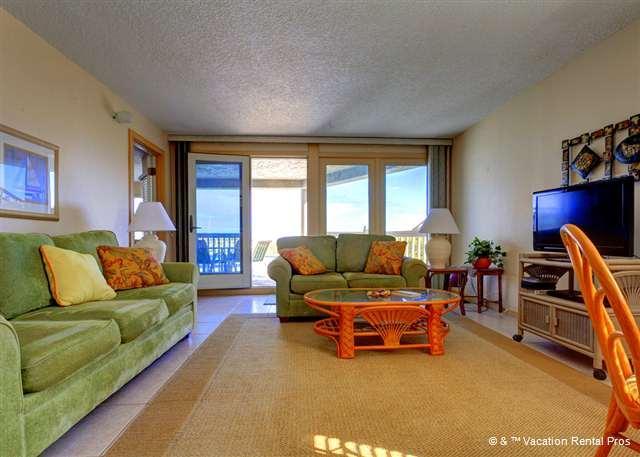 Ocean Eight is a casual beach rental - Ocean Eight 104 - 3 Bedrooms, Ocean Front, Pool, Crescent Beach - Saint Augustine - rentals