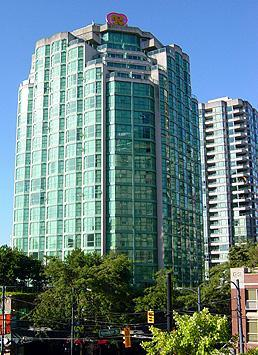 ROSEDALE AT ROBSON downtown Vancouver condominium - Image 1 - Vancouver - rentals