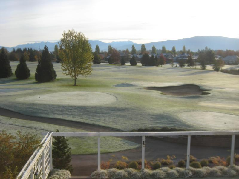 Golf Course - HOMESTEAD RESORT boasting golf and fitness center - Lynden - rentals