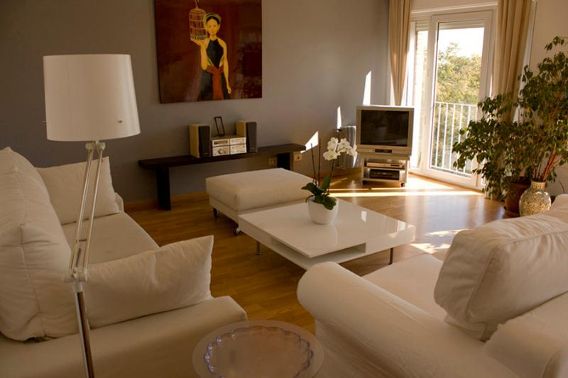 Luxury Vila Olimpica Beach apartment - Image 1 - Barcelona Province - rentals
