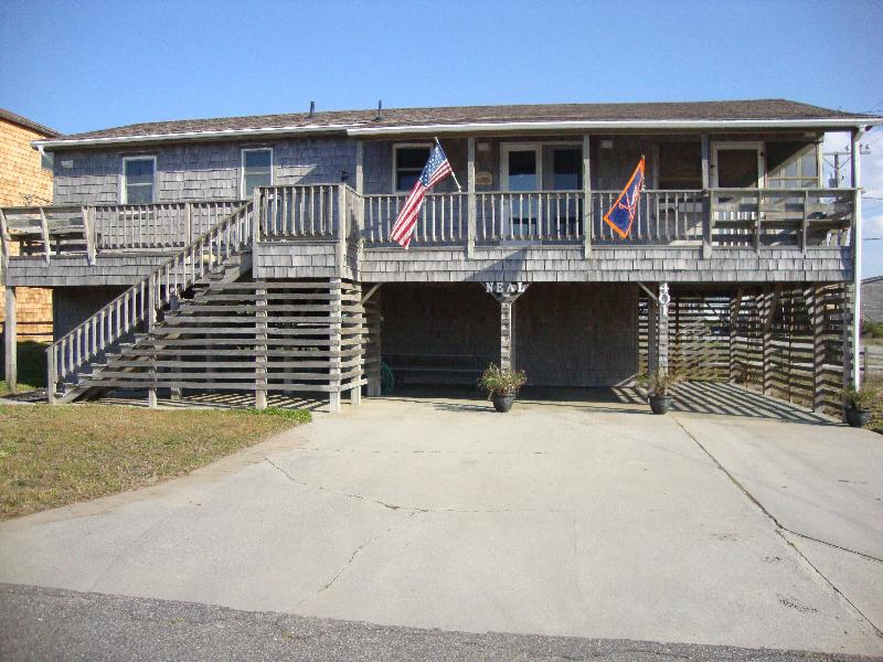 Our Cottage - Neal Cottage-Oceanside, Nags Head - Nags Head - rentals