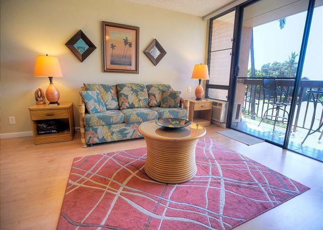Updated 1 bedroom 1 bath condo - Fully Air-Conditioned - Image 1 - Kihei - rentals