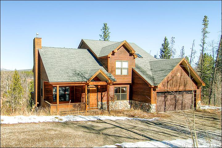 Secluded Mountain Home - Beautiful Mountain Views - Secluded Mountain Home (13168) - Breckenridge - rentals