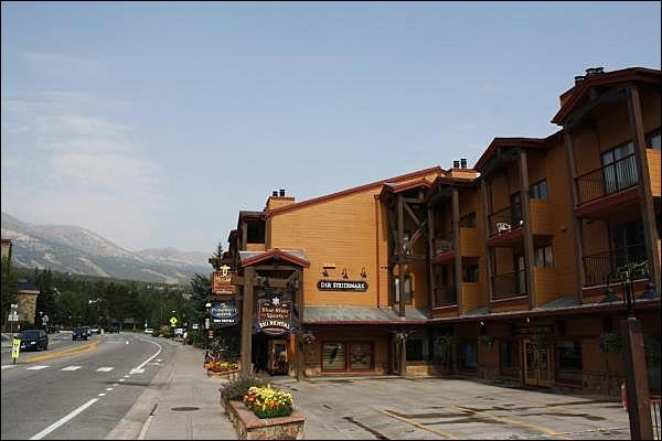 Half Block to Main Street, Across from the Quicksilver Lift - Walking Distance to Peak 9 Base - Half a Block from Main Street (3102) - Breckenridge - rentals
