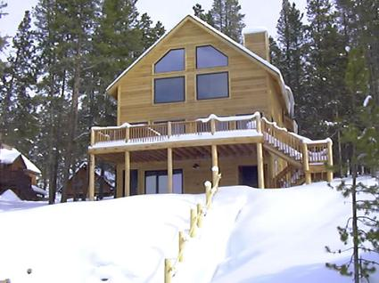 Secluded in Trees, Yet Close to Everything - Log Cabin Retreat - Private Hot Tub (7046) - Breckenridge - rentals