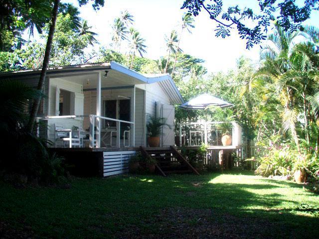 Bayside Bure (bungalow/cottage) - Bayside Bure.....beachy living at a peachy price!! - Savusavu - rentals