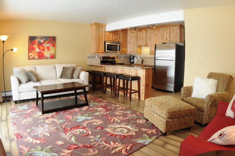 Very Great Room - ChicSki Retreat Near 7 Ski Areas-Poo, Hot Tub 5ppl - Dillon - rentals
