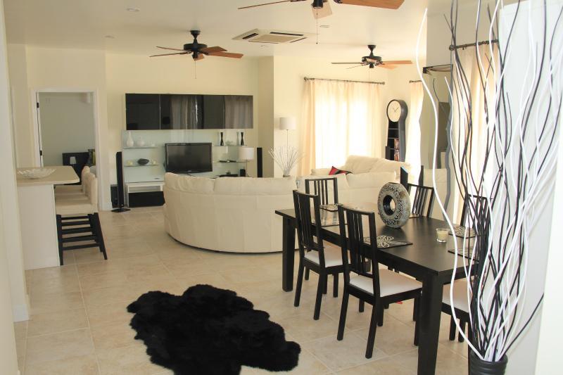 Luxury New 2 Bedroom Condo Open Plan Sleeps 6 - Image 1 - Basseterre - rentals