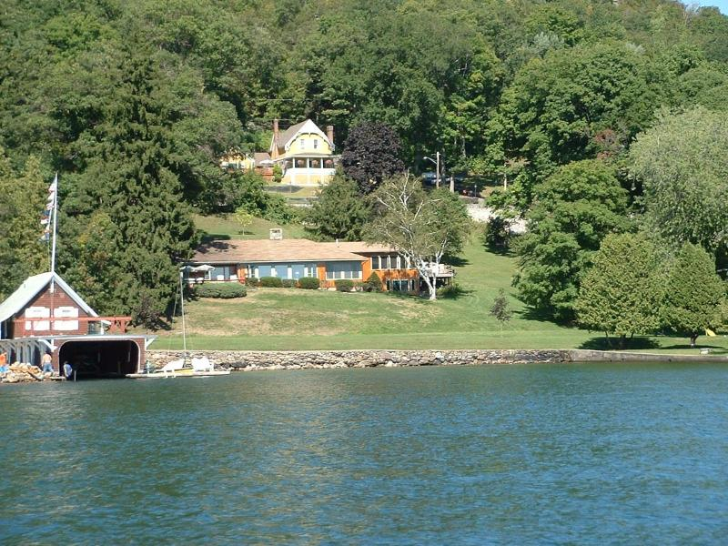 2 Unique & Beautiful homes - Best View on No. Lake George - 2 Lake front homes! - Ticonderoga - rentals