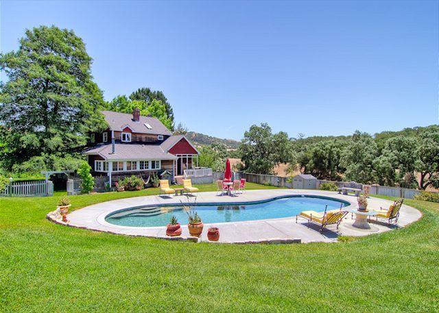 Swimming Pool - Judy Creek - Templeton - rentals