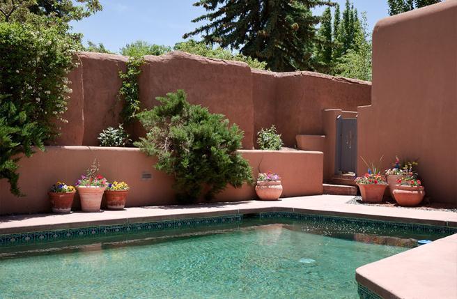Private Pool - Alameda Oasis - Santa Fe - rentals