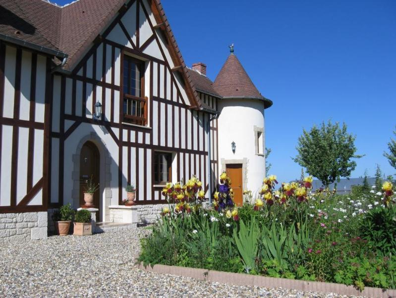 Bed and Breakfast near seaside resort Deauville - Image 1 - Canapville - rentals