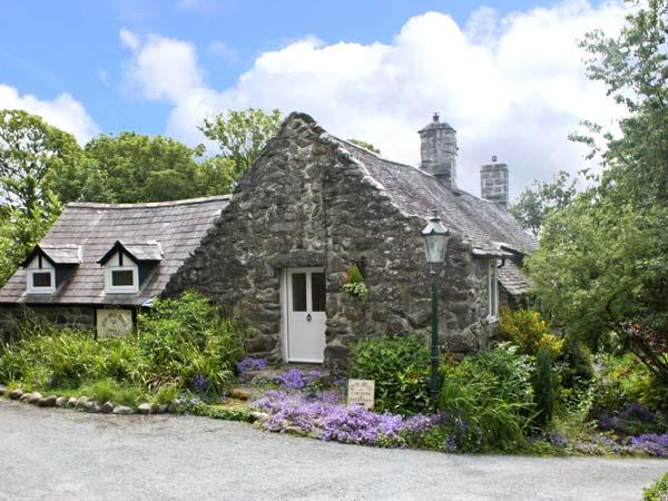 THE OLD MILL, family friendly, character holiday cottage, with pool in Talybont, Ref 13279 - Image 1 - Talybont - rentals