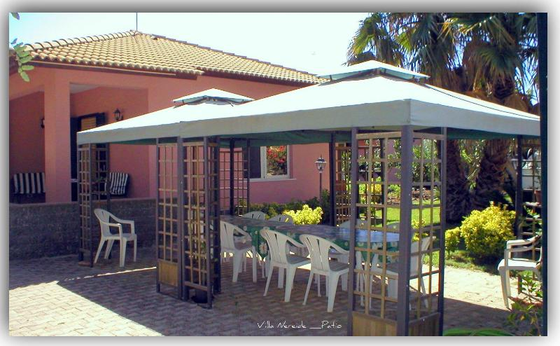 Villa Nereide - Syracuse beautiful quiet Villa 200m from the beach - Syracuse - rentals