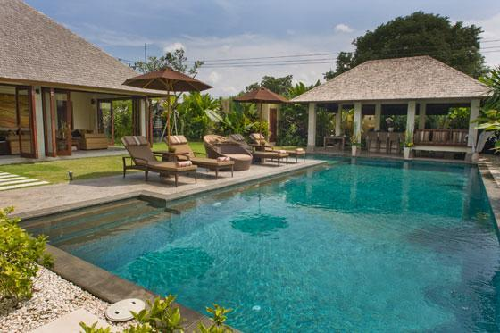Pool View - Villa Kula   5* Bali Villa   Close to Seminyak - Seminyak - rentals