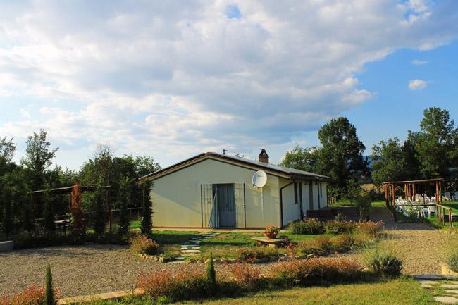 ROSA APARTMENT panoramic gazebo / garden / pool - Image 1 - Pergine Valdarno - rentals