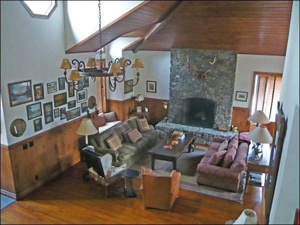 Cathedral Ceilings - Unparalleled Mountain Living - The Comforts of Home in Mother Nature's Arms (1085) - Ketchum - rentals