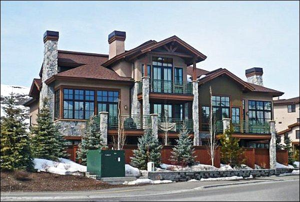 Beautiful Mountain Architecture - Luxury Townhome - Perfect for a Family Reunion or Large Group (1098) - Sun Valley - rentals