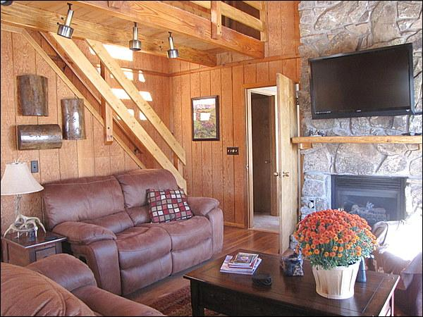 Great Room - One Block to Lifts - Great for One or Two Families (1077) - Crested Butte - rentals