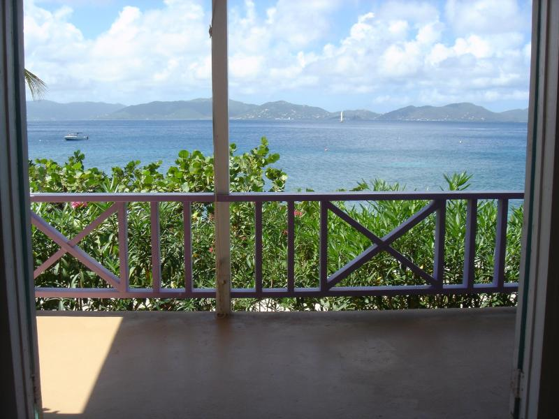 View from the Beach House - Beach Cottages of Cooper Island - Cooper Island - rentals