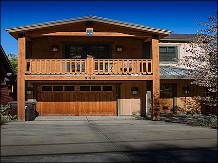 Newly Built Private home Historic Old Town - Perfect  Location - Historic Old Town Private Home (24646) - Park City - rentals