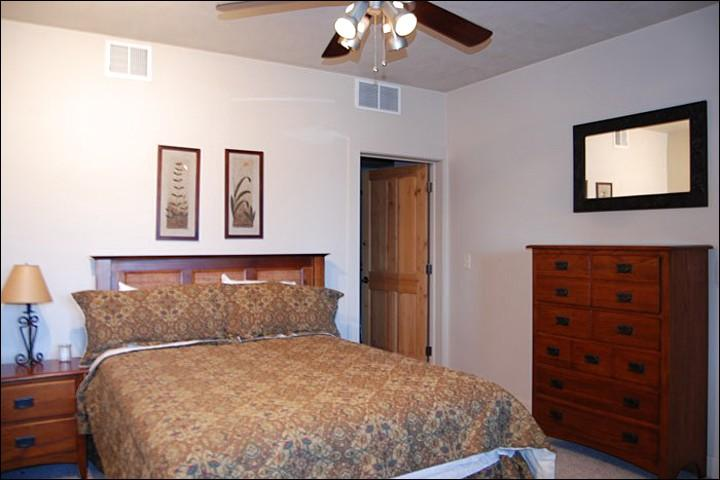 Queen Bed in the Master Bedroom - Affordable, High Quality Condo - Incredible Mountain Views (24714) - Park City - rentals