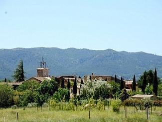 Hamlet View - La Grande Bergerie, small hamlet near Lourmarin - Lourmarin - rentals