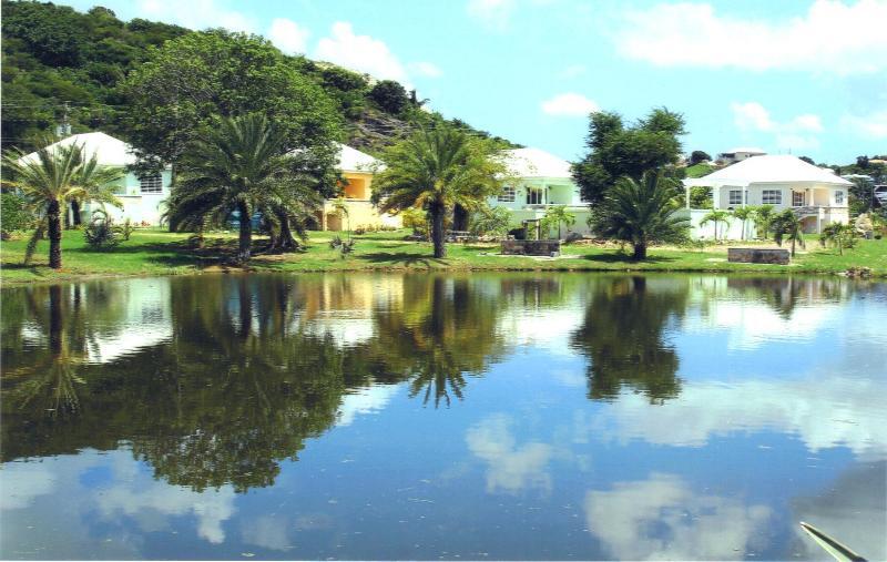 Villas Facing our Natural Pond - Victory Villas Antigua - Saint Mary - rentals