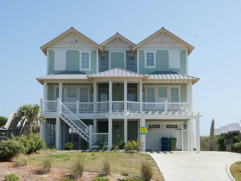 1 Summer Breeze - Image 1 - Emerald Isle - rentals