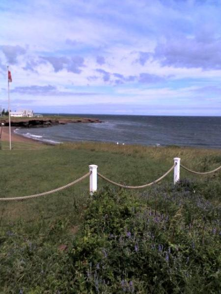 View Of Friel Beach - Cozy Cottage Cap Pele, New Brunswick - Cap-Pele - rentals