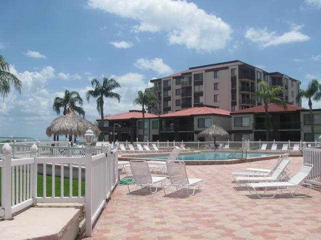 Pool Area - 2 BR condo in Isla Del Sol, St. Petersburg Florida - Saint Petersburg - rentals